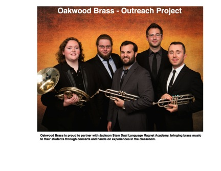 Oakwood Brass pic
