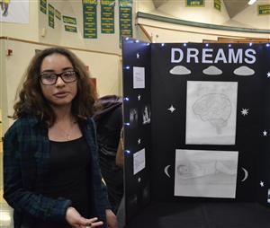 International Baccalaureate Blair Showcases Ib Myp 10th Grade Personal Projects
