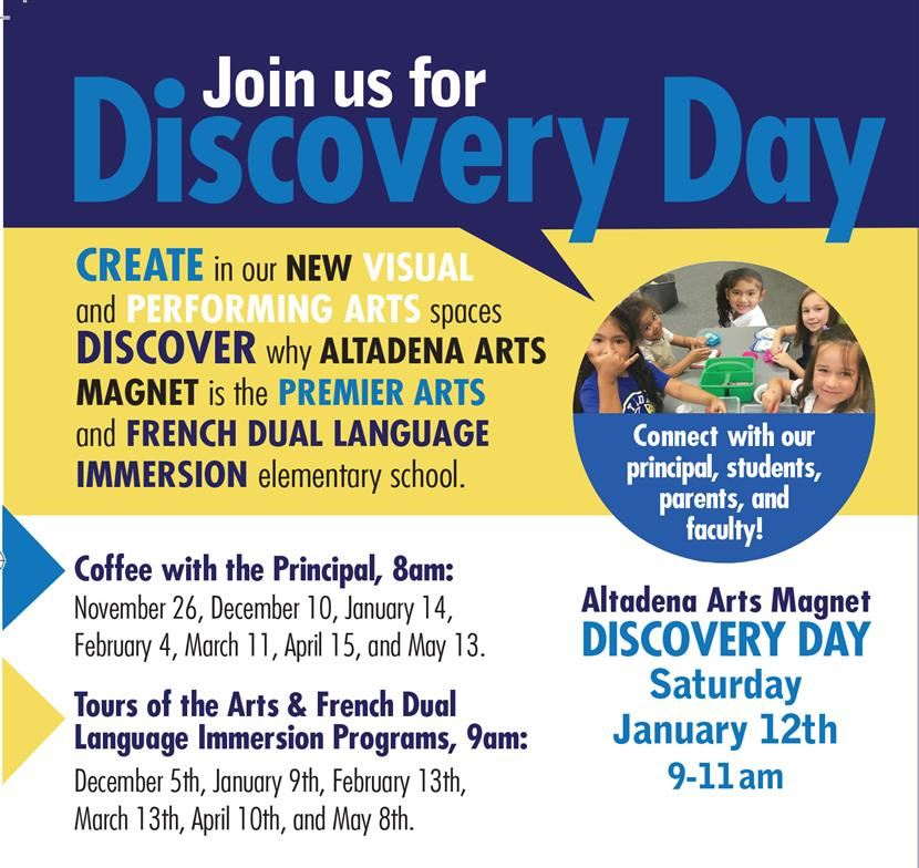 Discovery Day for Prospective Families