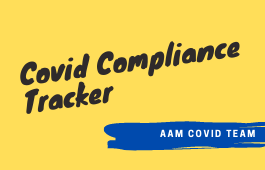 AAM Covid Compliance Team - Tracker
