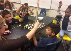 Science Wednesdays with Caltech students at Cleveland