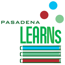 Pasadena Learns logo