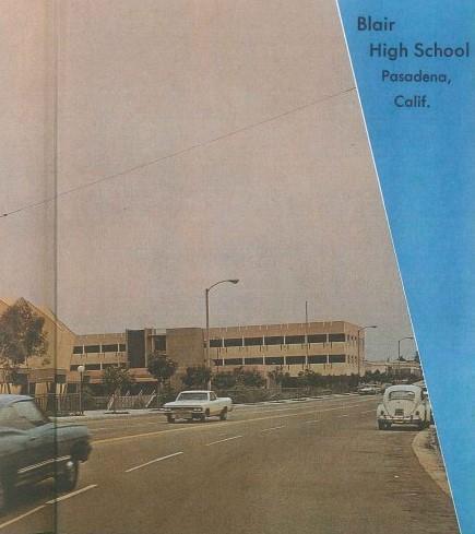 Blair High School / Homepage