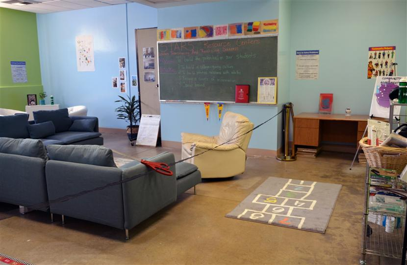 Foster Youth Center