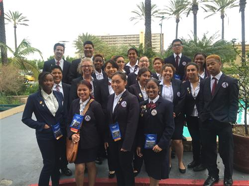 Health Academy at HOSA Competition